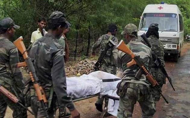 Police jawan allegedly abducted and killed by Naxals in Chhattisgarh (Representative Photo)