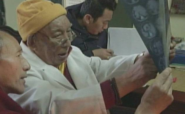 Dhonden has been personal physician to HH Dalai Lama. (ANI)