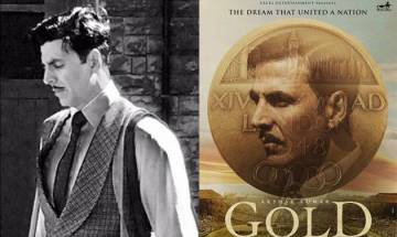 Gold teaser out: Akshay Kumar EVOKES patriotism as he hunts for India's first Olympic Gold (watch video)