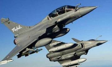 Defence Ministry says allegation of coruption in purchase of Rafale jets unfounded