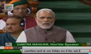 Rajya Sabha | PM Modi says lets discuss to have simultaneous Lok Sabha, State Assembly elections