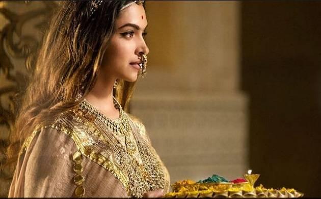 Deepika Padukone-starrer Padmaavat release deferred in Indore (Photo Source: Taran Adarsh Instagram)