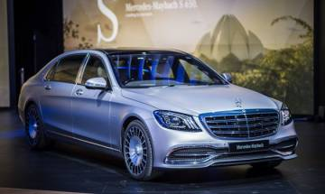 Auto Expo 2018: Mercedes-Benz India launches Maybach S650 priced at Rs 2.73 crore
