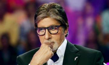 Amitabh Bachchan admitted to Mumbai's Lilavati Hospital for routine check up