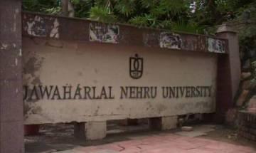 JNU professor accused of manhandling woman student