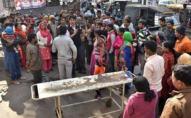 Women denied entry over Aadhaar card, delivers baby outside Gurugram hospital
