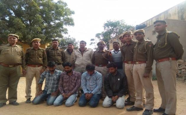 Rajasthan Police foils bank robbery in Jhunjhunu, 4 arrested including a constable deployed in President Kovind's security