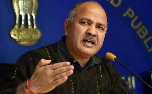 Delhi a victim of 'step-motherly treatment' by Centre, says Manish Sisodia (File Photo)