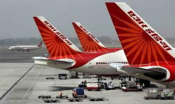 Air India flight aborts take off from airport on false fire warning