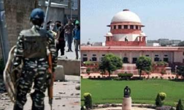 SC stays FIR against Major Aditya in Shopian firing case, asks J-K govt to not take any 'coercive action'