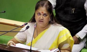 Rajasthan Budget 2018: Vasundhara Raje sells dreams for votes with limited farm loan waiver