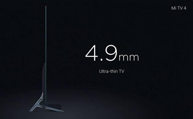 Xiaomi might launch Mi TV 4 with Redmi Note 5!