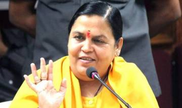 Uma Bharti to take 3 years leave from politics to rejuvenate health, will not contest elections