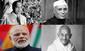 Maharashtra education dept to distribute 1,49,954 books on Modi, 1,635 books on Nehru, 4,343 books on Gandhi