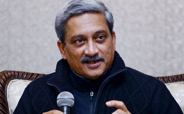 Manohar Parrikar admitted to Mumbai hospital with stomachache