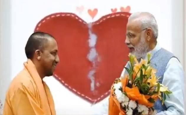 'Spread Love, Not Jumlas': Congress's Valentine's Day message for PM Modi (Video Grab)