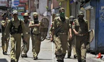 J-K police imposes restrictions in Srinagar ahead of shutdown called by separatists