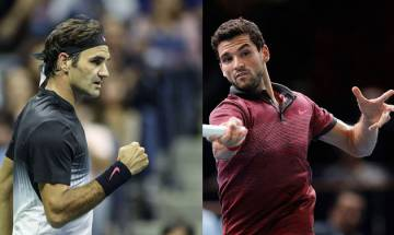 Roger Federer overpowers Grigor Dimitrov to win 97th career title