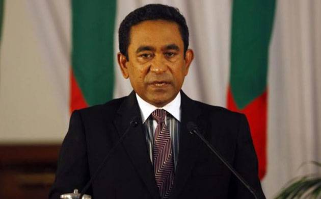 Emergency extended in Maldives by 30 days as key committee backs President Abdulla Yameen (Source- PTI)