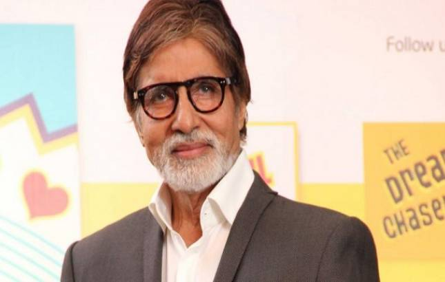 Amitabh Bachchan sings, composes song for 102 Not Out (File Photo)