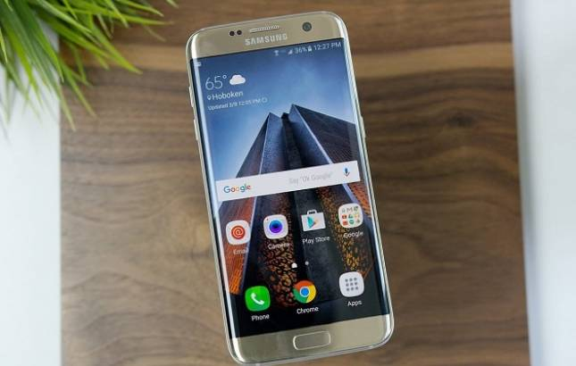 Samsung Galaxy S7 Edge price slashed in India (File Photo)