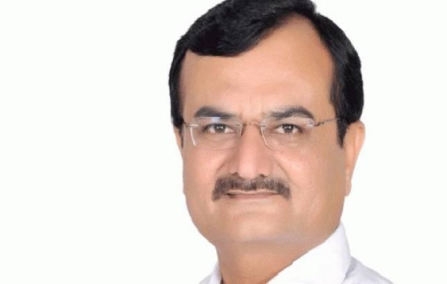 'Cow slaughterers' did not vote for BJP in Gujarat elections: MoS Home Pradeepsinh Jadeja (Source: Twitter)
