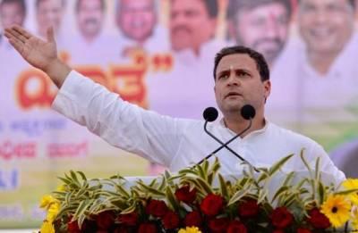 Rahul Gandhi describes bank frauds as 'PM Modi's Jan Dhan Loot Yojna'