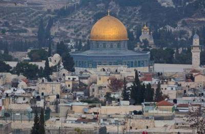 US to open its embassy in Jerusalem in May