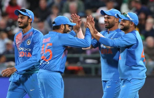 India end South Africa tour on high note, CLICNCH T20I series 2-1 (Source-ICC's Twitter)