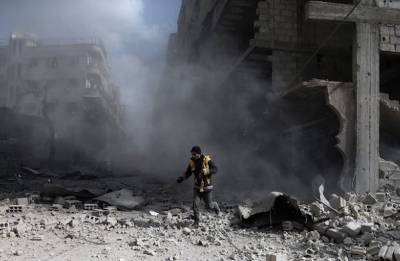 Heavy clashes on edges of Syria's Ghouta: monitor