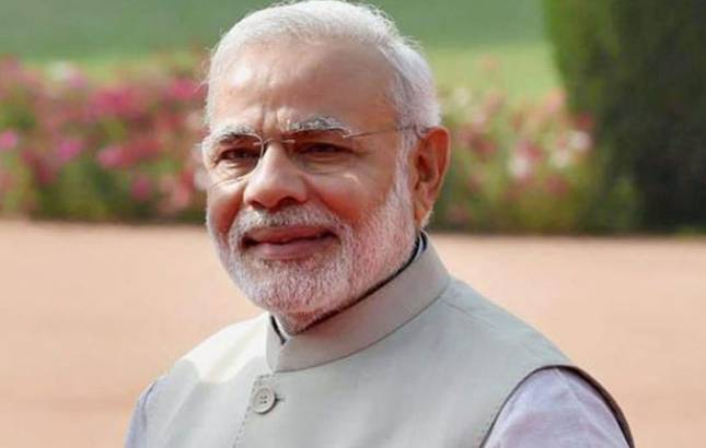 PM Narendra Modi to address farmers' rally in Davangere today (Source: PTI)