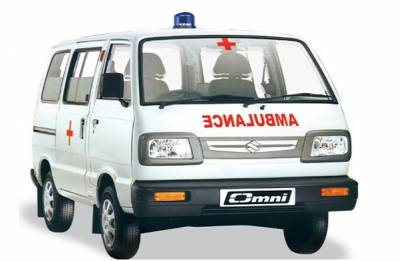 3 charred to death after ambulance bursts into flames in Greater Noida