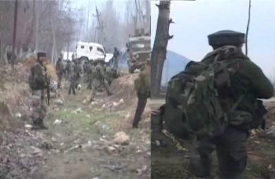 Jammu and Kashmir: Encounter underway between security forces, militants in Bandipora; one LeT terrorist killed