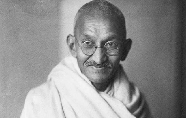 Mahatma Gandhi's original letter on Jesus Christ up for sale(Source - file pic)