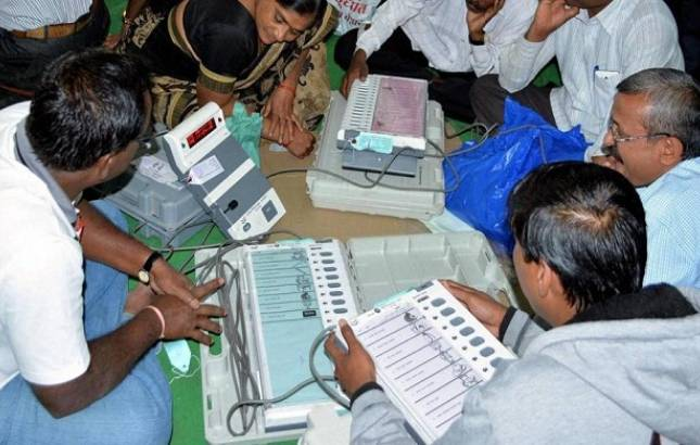 Counting of votes in 3 North Eastern states on Sunday(Source - file pic)