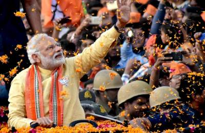 Saffron surge in North East as BJP smashes Left citadel in Tripura, certain to be part of govt in Nagaland