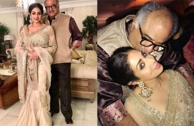 Boney Kapoor REVEALS the last moments of his 'JAAN' Sridevi to Komal Nahta