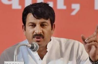 Delhi BJP chief Manoj Tiwari meets agitating SSC candidates, assures them help