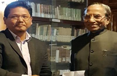 Setback for Congress in Meghalaya, NPP-BJP announces Conrad Sangma as CM candidate, oath ceremony on March 6