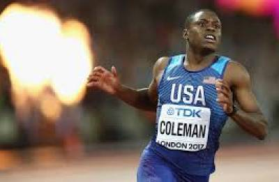 IAAF World Athletics Indoor Championship: Christian Coleman smashes Maurice Greene's world record by clocking 6.34 seconds in 60 metres