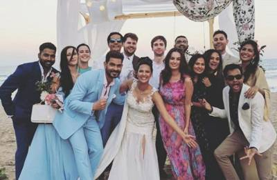 Bigg Boss 9 contestant Rochelle Rao gets married to her 'prince charming' Keith Sequeira (see pics)