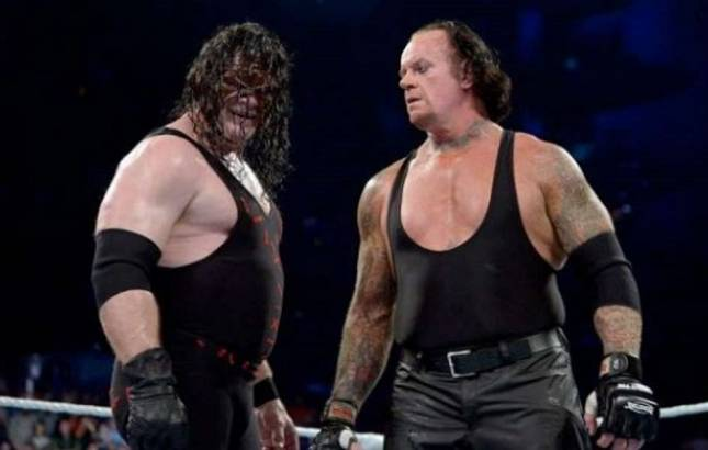 WWE: Brothers of Destruction Undertaker-Kane REUNITE again (Source- WWE)