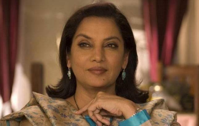 Item numbers in films only for titillation, says Shabana Azmi