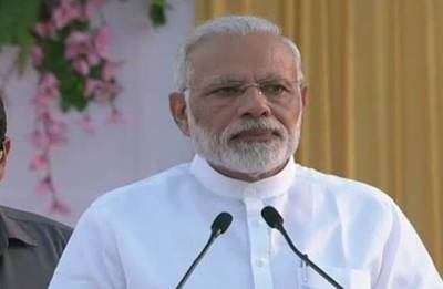 PM Modi expresses strong disapproval over vandalism of statues, HM Rajnath Singh orders state to act sternly