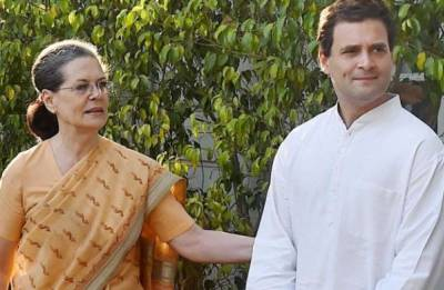 Rahul wants a balance of young and senior leaders, says Sonia Gandhi
