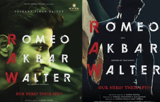 NOT Sushant Singh Rajput, THIS actor play lead in Romeo Akbar Walter