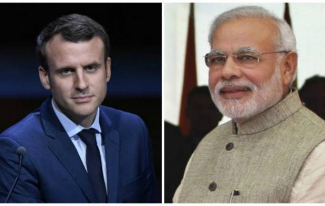 India and France inked a strategic pact (Image Source: PTI)