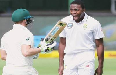 Kagiso Rabada will miss rest of the Series after shoulder brush with Smith