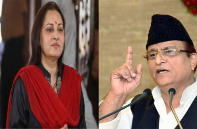 Azam Khan takes a dig at Jaya Prada over Khilji remark, terms her 'naachne gaane waali'