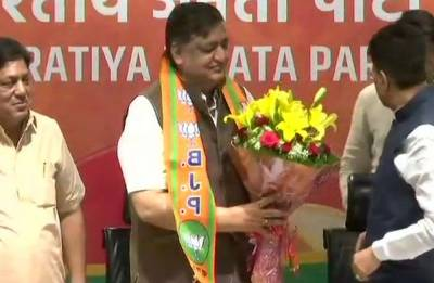 Samajwadi Party's general secretary Naresh Agarwal joins BJP; says 'person who dances in Bollywood was favoured'